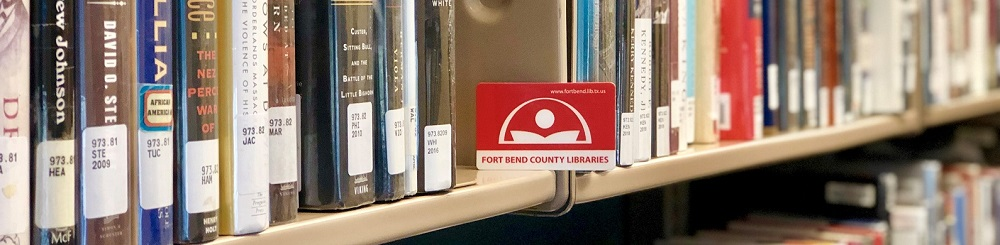 FBCL Library Card on Shelf