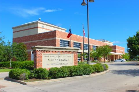 Photo of Sienna Branch Library