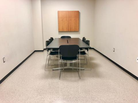 Conference Room #2 at University Branch Library