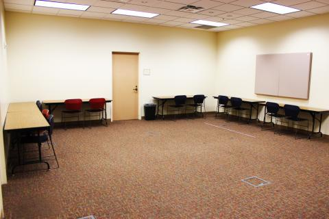 Photo of the Multipurpose Room at Cinco Ranch