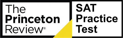 The Princeton Review SAT practice test