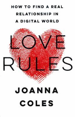 "Book cover for ""Love Rules"""