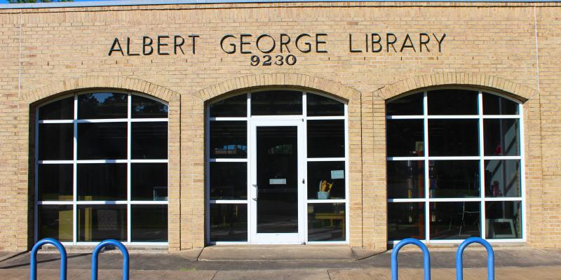 Albert George Branch Library