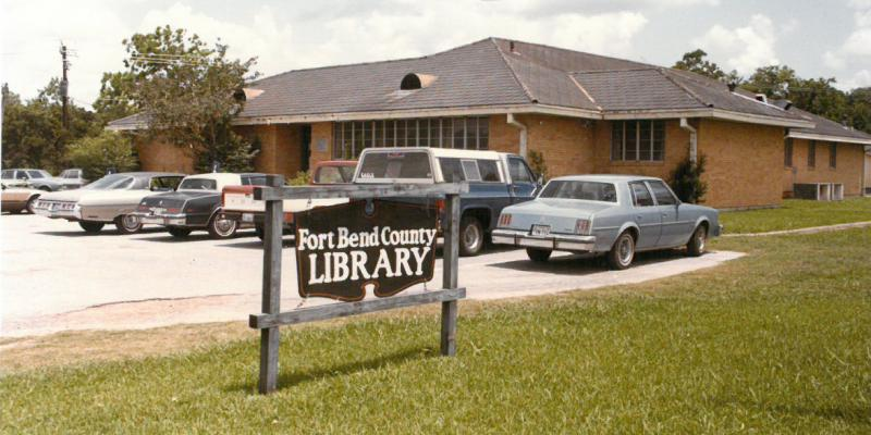 Fort Bend Original Library