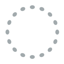 Room setup icon of chairs placed in a circle