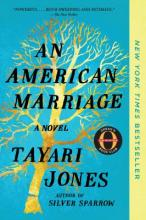"book cover of ""An American Marriage"""