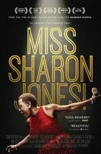 "cover of movie jacket for ""Miss Sharon Jones!"""