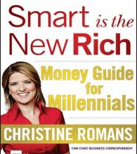 book cover -- Smart is the New Rich