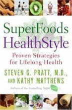 book cover - SuperFoods HealthStyle