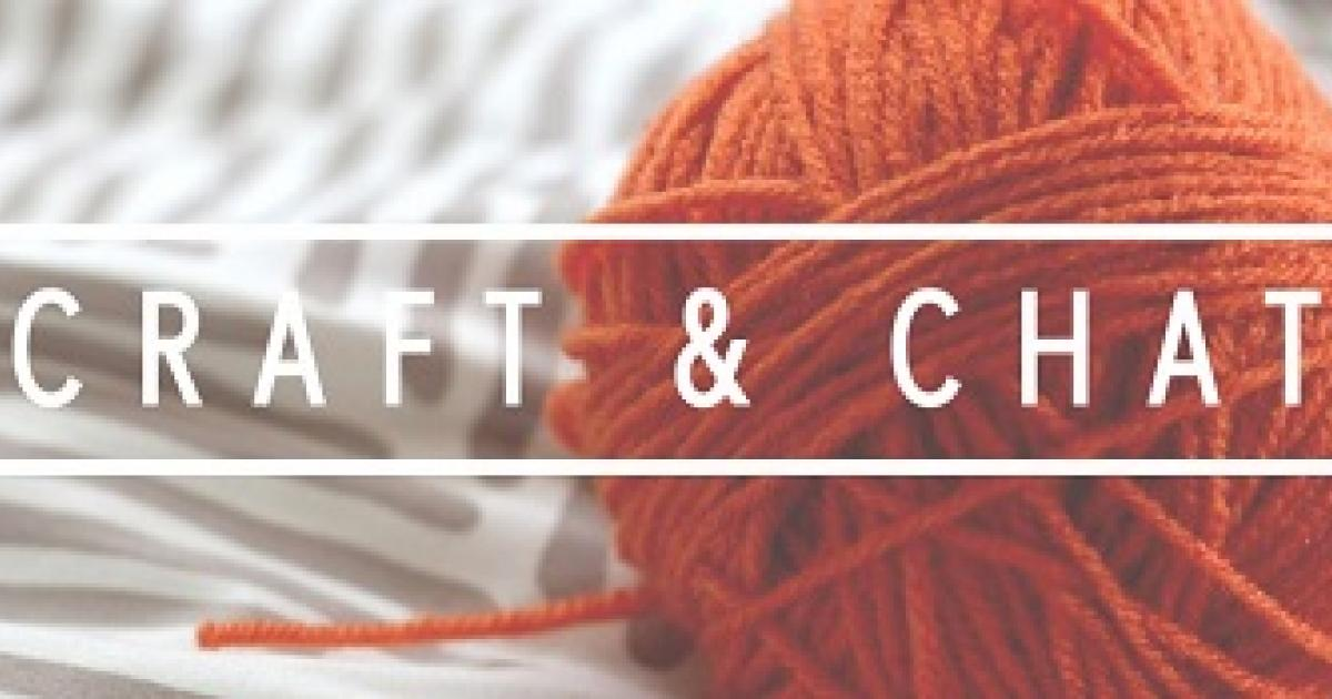 Image result for craft and chat