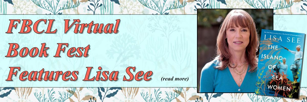 FBCL Virtual Book Fest Features Lisa See