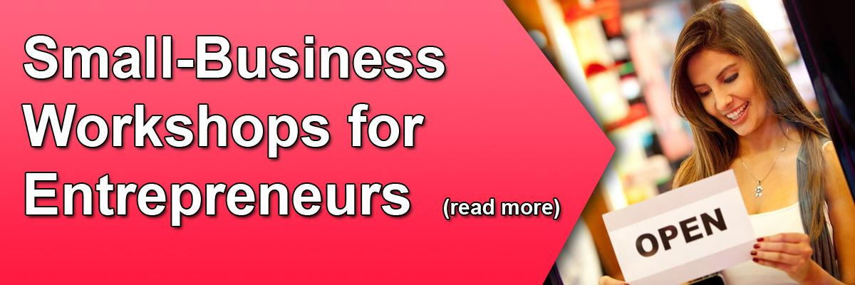 Small-Business Workshops for Entrepreneurs